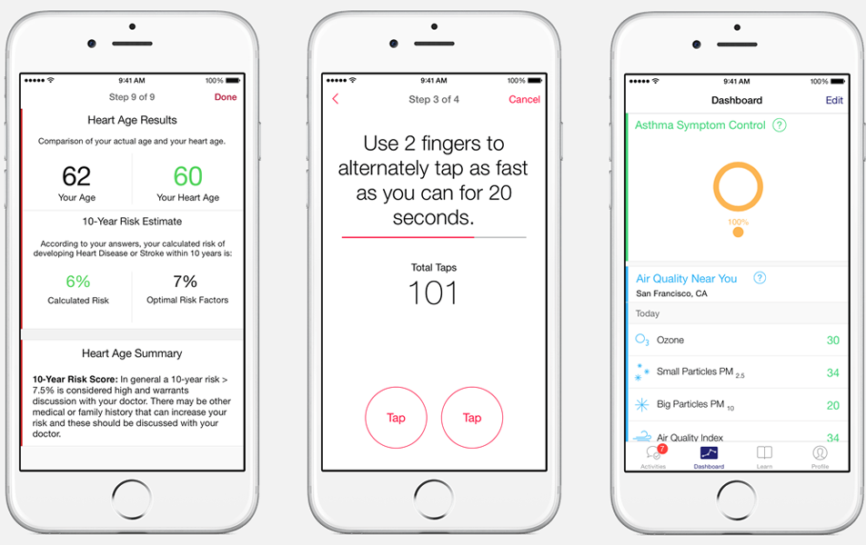 researchkit-apps